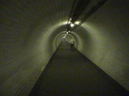 Greenwich Foottunnel