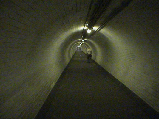 Greenwich Foottunnel