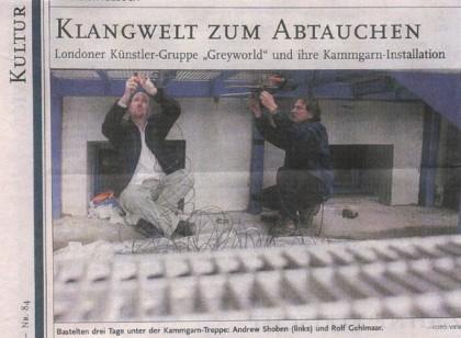 German press