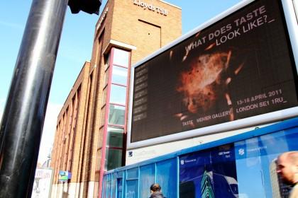 On a digital signage site near you..