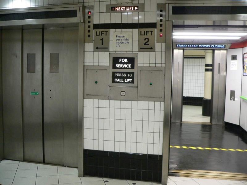 2 lifts...